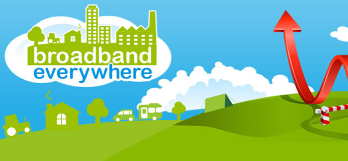 BroadbandEverywhere.co.uk Launches New Superfast Satellite Broadband Service Available Anywhere in England and Wales