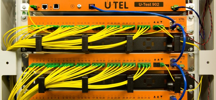 Investment in high-speed broadband is needed if economic growth is to continue, says UTEL