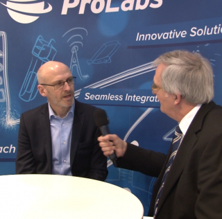 ProLabs' Rob Harrison talks about the company's plans for Europe and beyond
