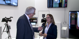 HUBER+SUHNER Broadcasts its Message at IBC