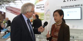 Zyxel President talks about European success